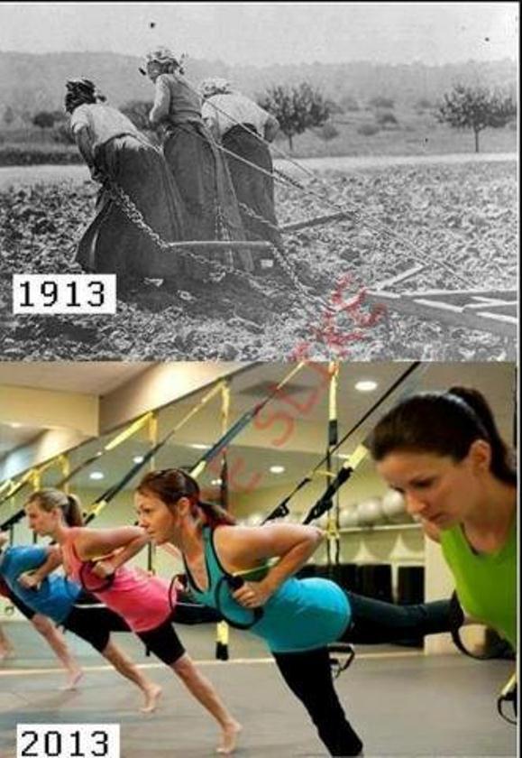 nekad i sad 003 sto godina fitnesa
