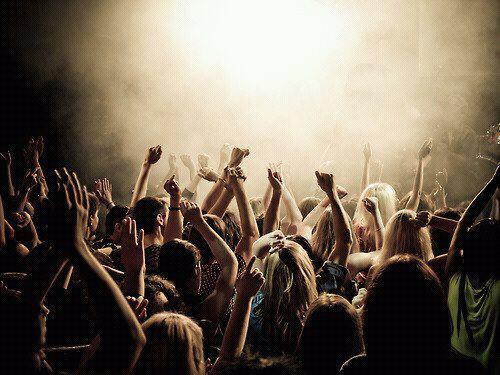 gitara - publika